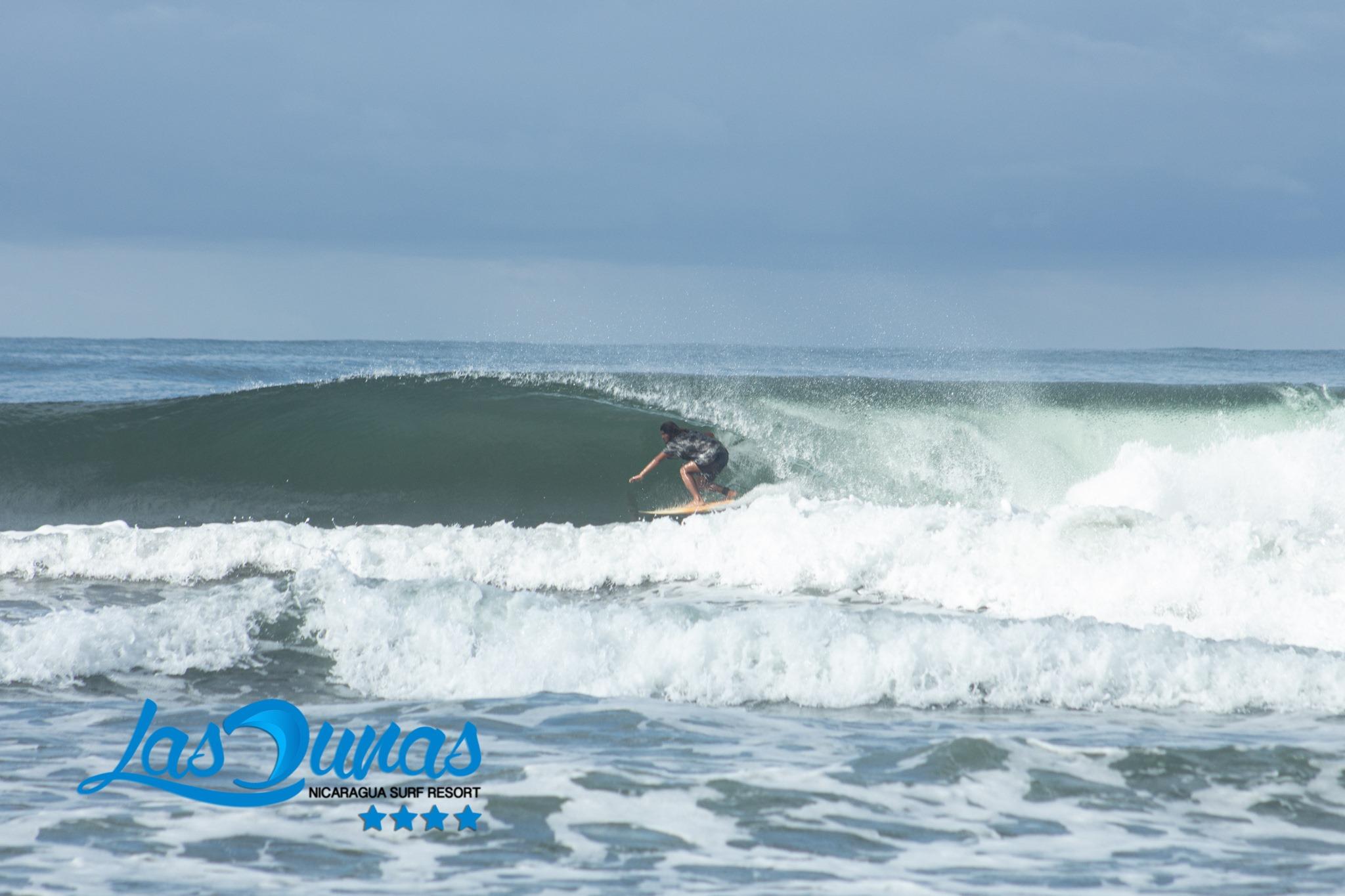 Surf in Las Dunas Surf Resort Nicaragua
