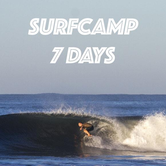 Surfer's Hair Surfcamp in Nicaragua