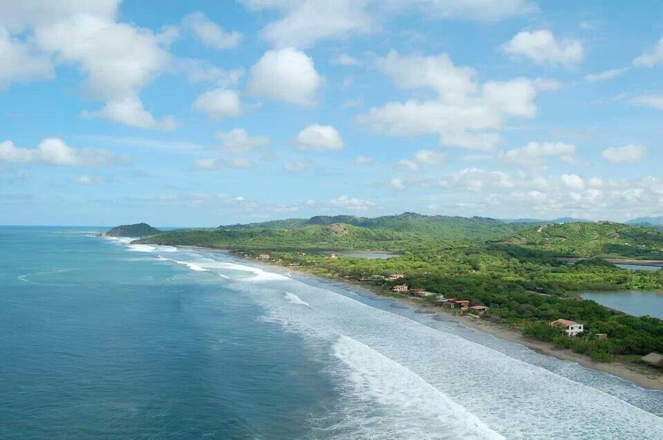 five most beautiful beaches in nicaragua popoya