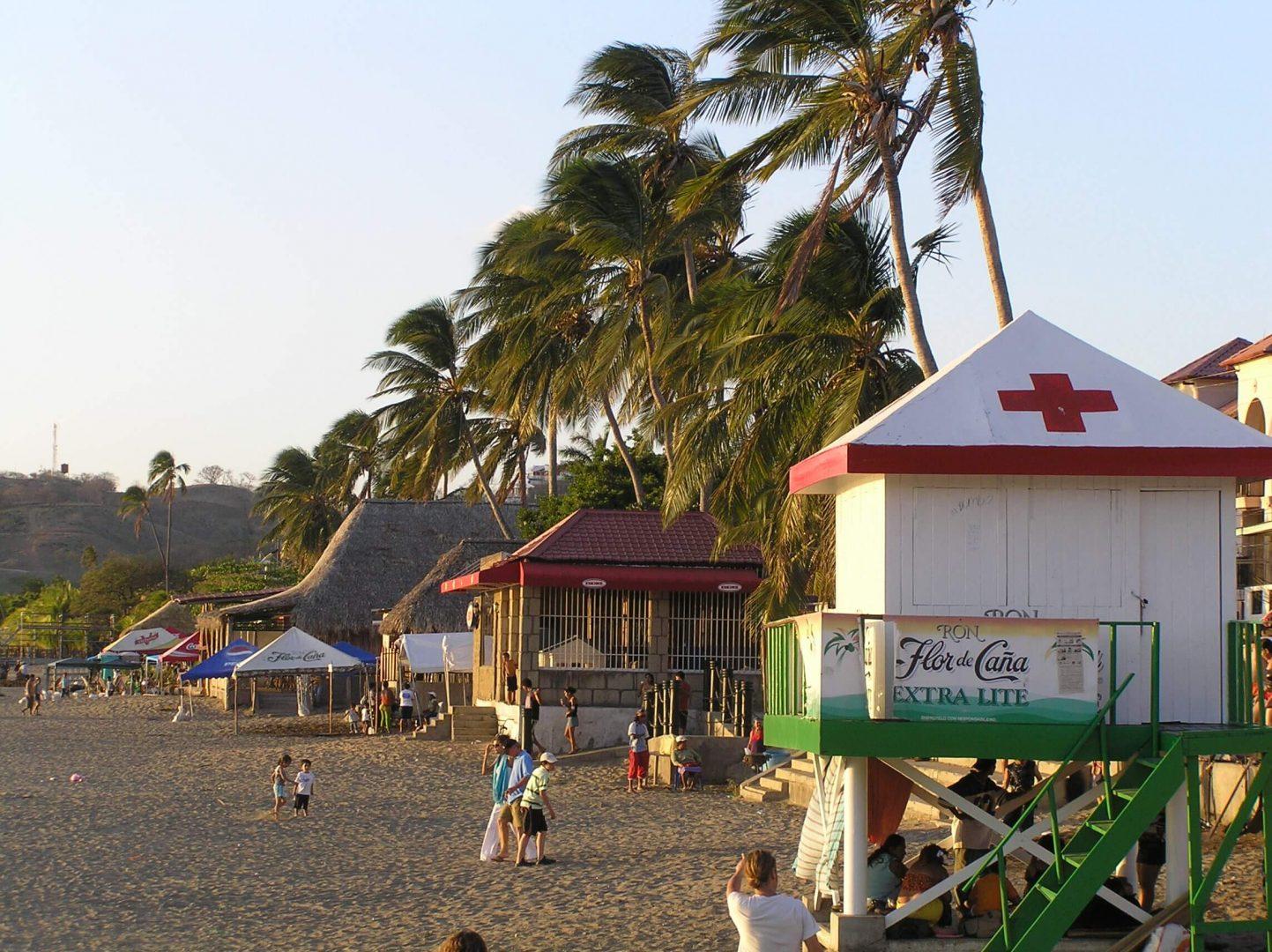 Nicaragua rest areas surf trip destination