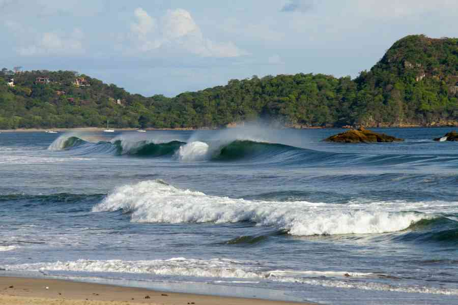 Five most beautiful beaches in nicaragua surf