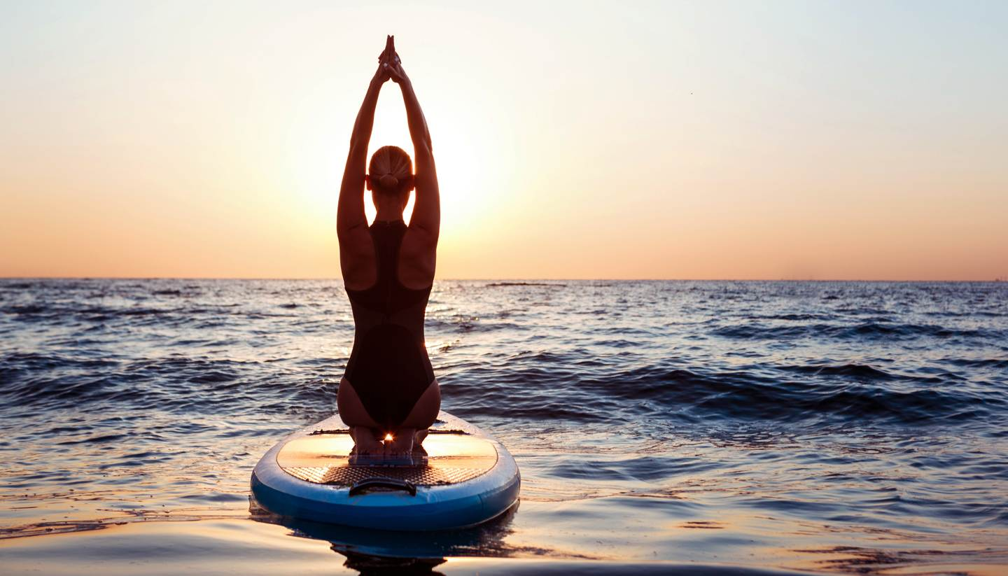 how to get physically prepared for surf yoga