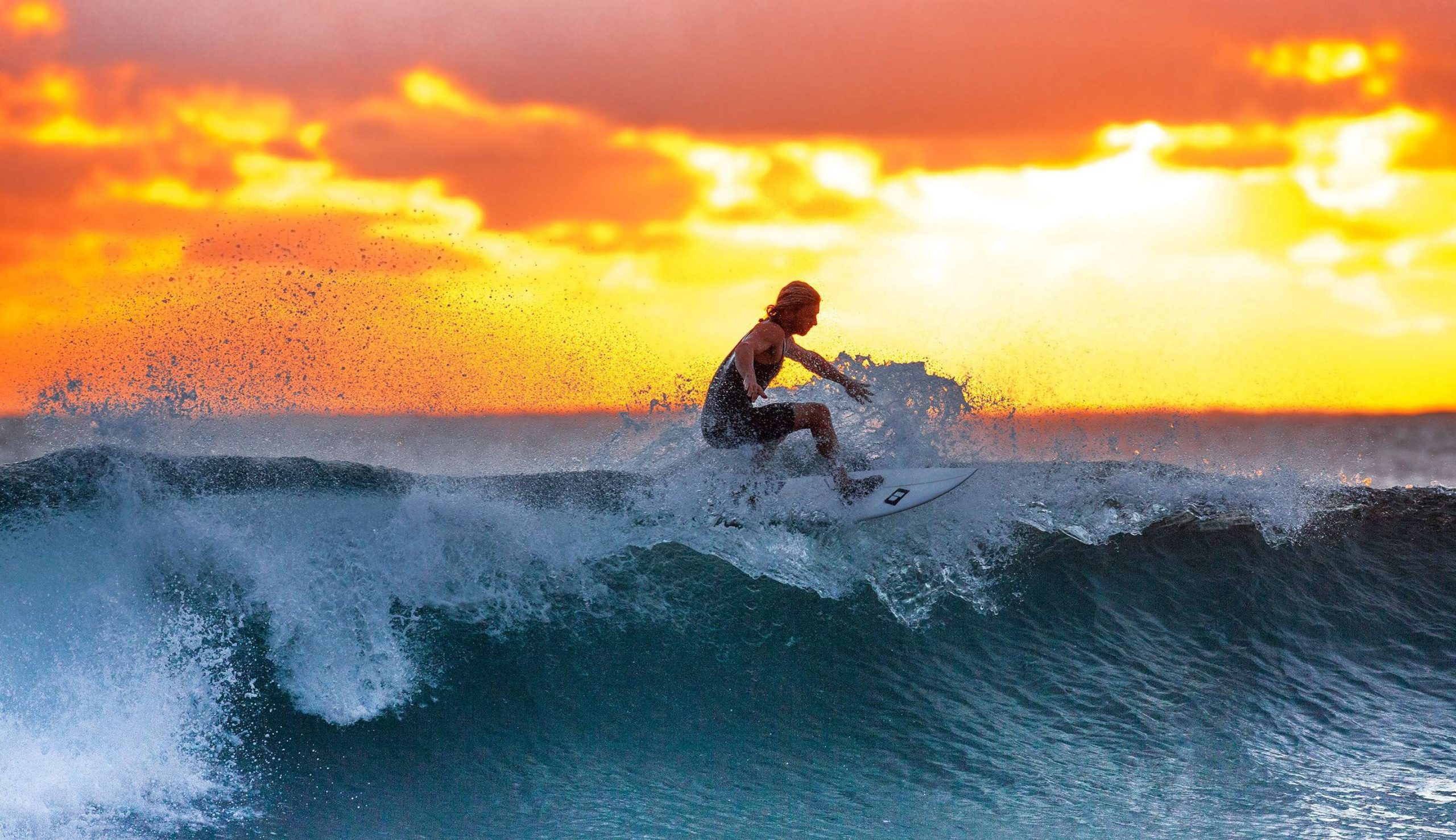 best hour to surf protect your skin