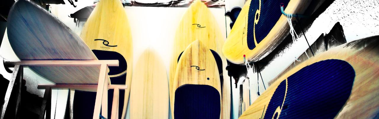 Ecological surf brand vannav