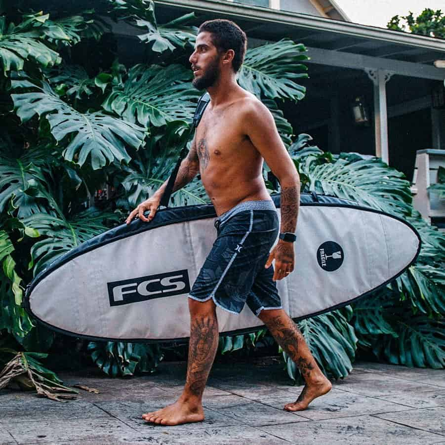 Caring for your surfboard