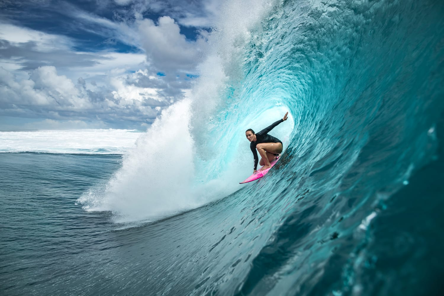 The dangers in surfing