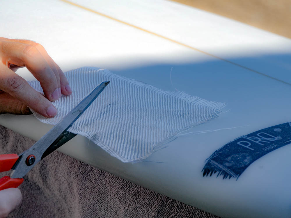 Tips to repair your surfboard