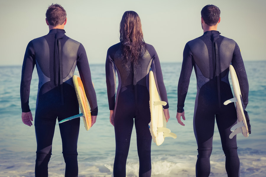 Surfing and first Aid