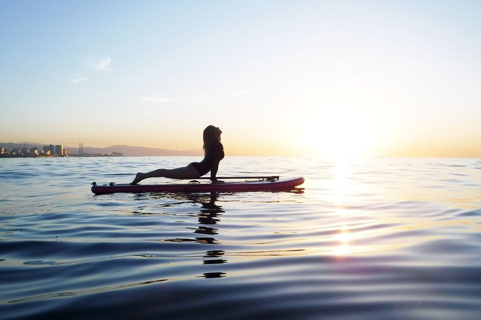 Surf as Therapy